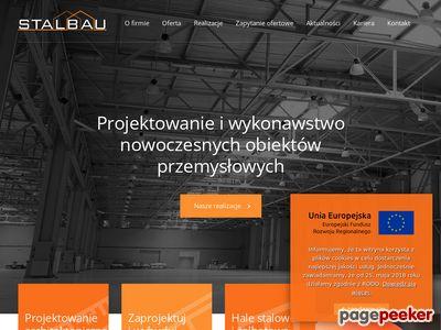 Stalbau - konstrukcje stalowe