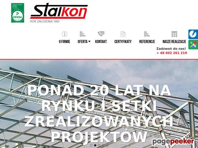 Konstrukcje Stalowe Warszawa