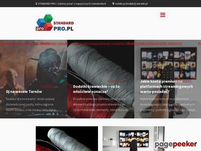 Http://standardpro.pl