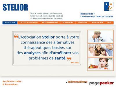 Association Stelior (Genève) - A visiter!