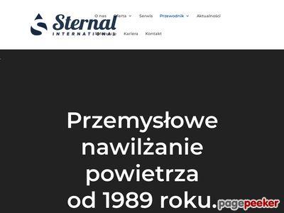 STERNAL INTERNATIONAL SPÓŁKA Z O.O. SZCZECIN