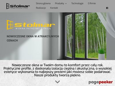 Okna Stolmar