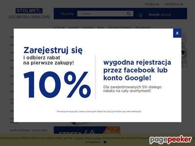 Akcesoria meblowe - sklep internetowy