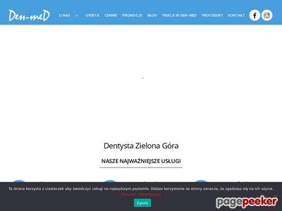 Stomatologia Den Med - dentysta Zielona Góra
