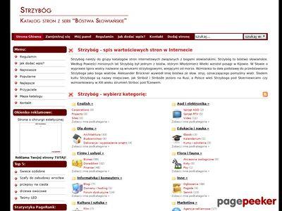 Mocny katalog w sieci