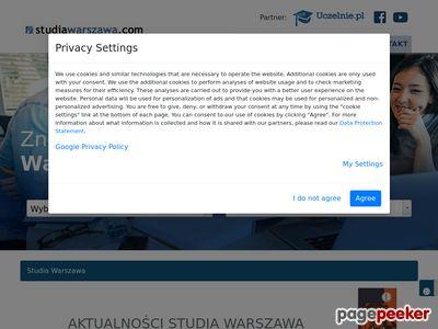 Studia Warszawa