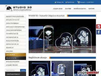 grawer w szkle | www.studio3d.com.pl