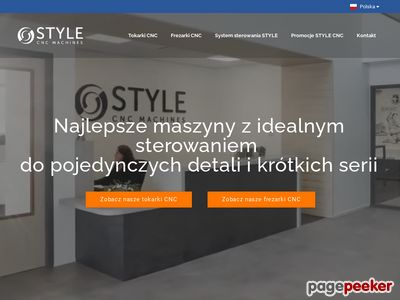 Style CNC Machines Poland Sp. z o. o.