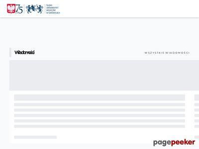 ŚUM Farmacja Katowice