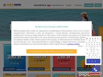 SUN & SNOW Sp. z o.o.