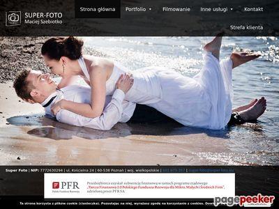 SuperFoto - fotograf ślubny