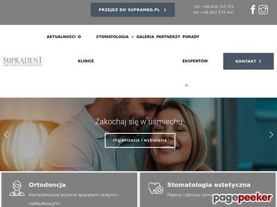 Gabinet dentystyczny - stomatologia Warszawa