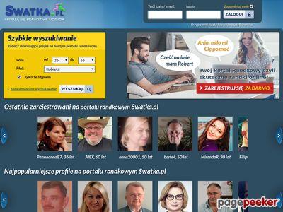 Serwis randkowy- Swatka.pl