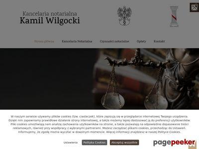 KAMIL WILGOCKI usługi notarialne szczecin