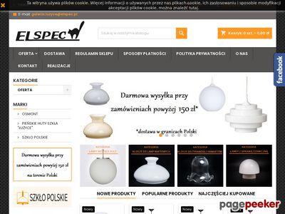 Lampy polskich producentów - szklo-polskie.pl