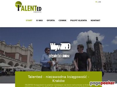 Talented Sp.z o.o. - Twoja Księgowa w Krakowie