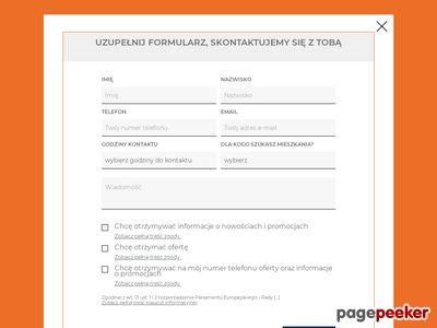 Deweloper, Nowe mieszkanie Kraków i Warszawa, Apartamenty - sprzedaż, oferty - Wawel Service