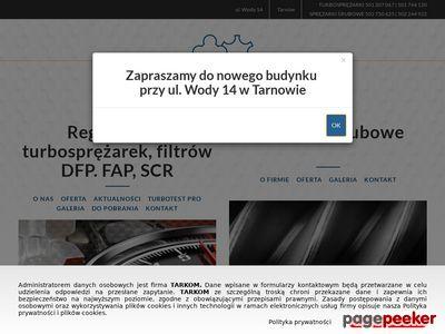 Tarkom.eu - regeneracja turbin