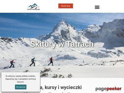 Aktywny wypoczynek w Tatrach
