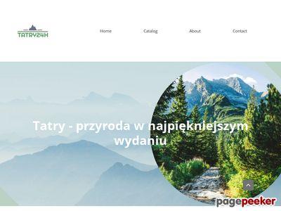 Turystyka w tatrach