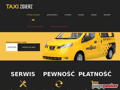Taxi Zgierz, Łódź, Aleksandrów Łódzki - taxi-zgierz.pl