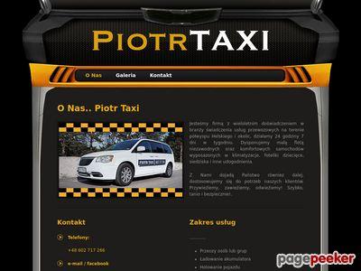 Piotr Taxi +48 602 717 266