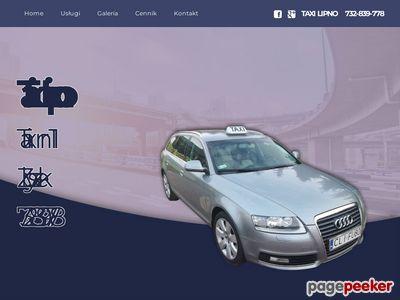 Taxi Lipno