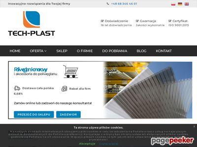 Tech-Plast Tworzywa Sztuczne Poznań