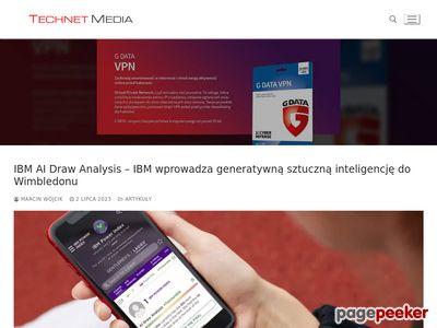 Projektowanie stron internetowych. Słupsk. Technet Media.