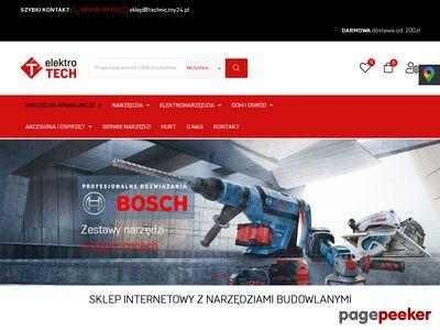Techniczny24.pl - sklep z kompresorami
