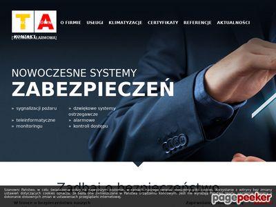 Systemy alarmowe Bydgoszcz