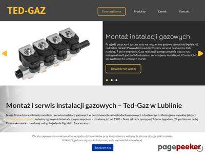 Instalacja LPG - Tedgaz Lublin