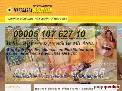 Preisgekrönter Telefonsex