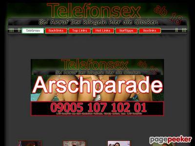 Détails : Telefonsex Arschparade der versauten Nutten