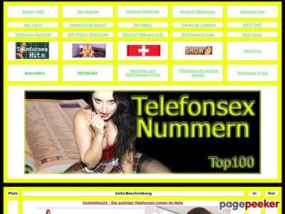 Détails : Telefonsexnummern Top100