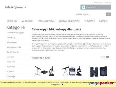 Teleskop - Mikroskop