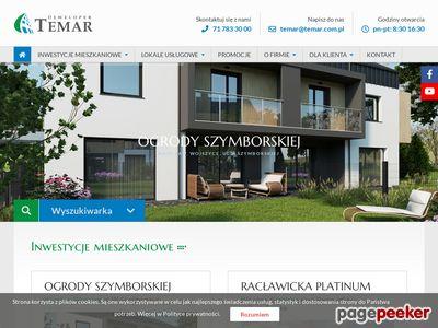 Developer Wrocław - TEMAR