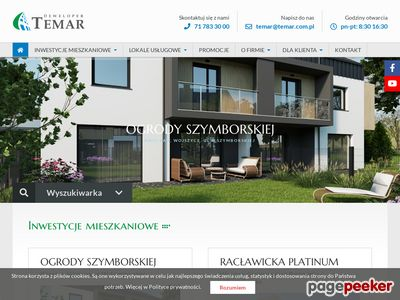 Deweloper Wrocław - temar.com.pl