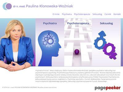 Psychiatra Poznań
