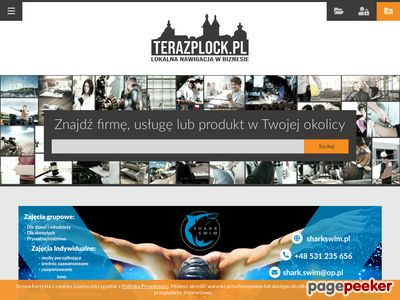 Portal z Płocka