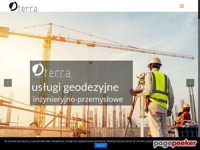 Terrageodezja - Geodeta Toruń cennik