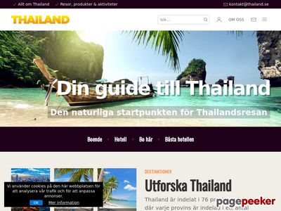 Thailand - http://www.thai.nu