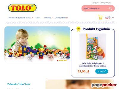 Zabawki TOLO