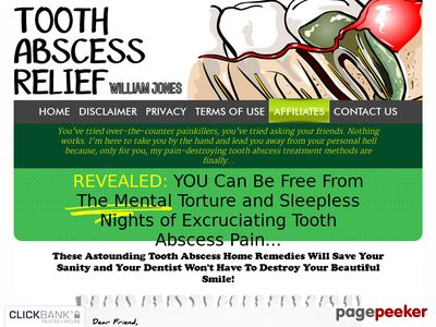 Tooth Abscess Relief – Your Tooth Abscess Reliefer