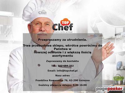 Topchef.pl piece konwekcyjno parowe