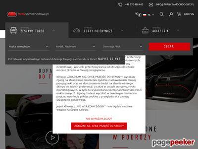 Torby do samochodu - www.torbysamochodowe.pl
