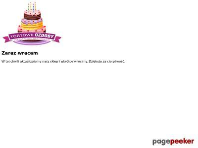 TortoweOzdoby.pl - sklep internetowy