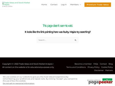 Become a member – Real Trades for Real Traders