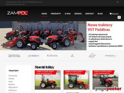 Traktorek - traktorki-japonskie.pl