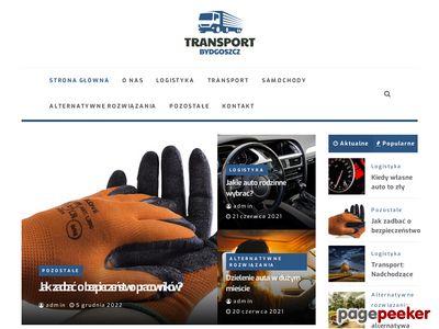 Tania firma transportowa Toruń
